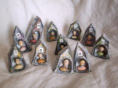 House Number Lollies 1-0 by LolliePatchouli, via Flickr