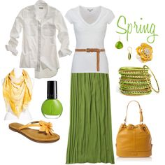 lemon-lime, created by kristen-344.polyvore.com