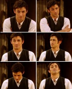 Fisher Bloom - Larkrise to Candleford.  Such an accent!  (swoon)<---- I have a love hate relation ship with this bloke