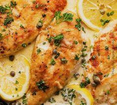 lemony-chicken-piccata