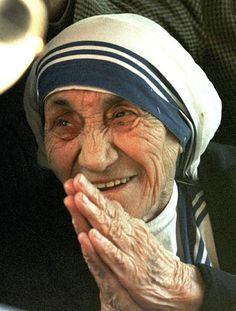 マザー・テレサ(ロイター=共同)