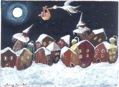 Pinzellades al món: Il·lustracions d'Anna Burighel