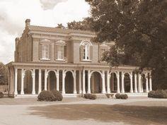Oaklands Mansion. Murfreesboro, TN