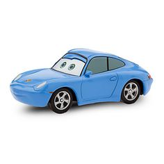 Sally Die Cast Car