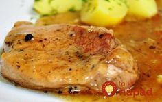 Žiadne vyprážanie ani trojobal a výsledok fantastický: Zbierka 11 receptov na nedeľné rezne na prírodno, ktoré viete rýchlo pripraviť! Pork, Food And Drink, Meat, Chicken, Kale Stir Fry, Pork Chops, Cubs