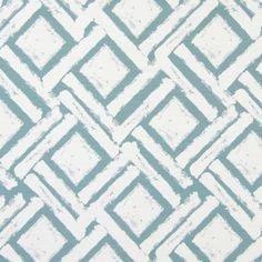 Colorado 3 - blau - Folklore - Taschenwelt - Stoffe - Jacquardstoffe - Dekostoffe Karos - Prestigious Textiles - Grafische Prints - stoffe.d...
