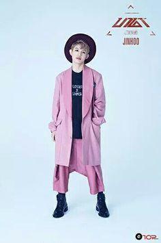 #Jinhoo #up10tion
