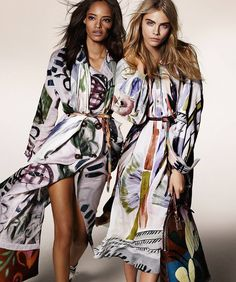 Campagne Burberry - Automne/hiver 2014-2015