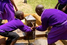 We work with communities in Uganda to provide care for vulnerable children. We are committed to surround children with a complete support system. Drinking Fountain, Orphan, Vulnerability, Uganda, Documentaries, Children, Kids, Learning, Water