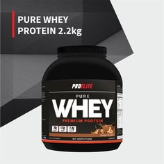 Pro Elite Supplements is the top rated supplier of Pro Elite Pure Whey Protein 2.25kg in UK. Read product full overview and specification, Get daily special offers and more with free shipping.