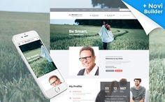 Mental Health - Psychologist Multipage Website Template