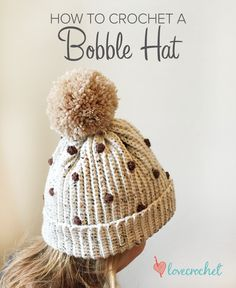 Crochet Club: Ladies Bobbly Bobble Hat