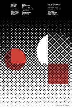 North / Modern Theory / Visual Grammar / Poster / 2012