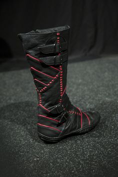 dee8968cd51ca these boots! ayyawear vajra tabi - verillas Cosplay Boots