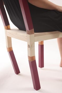 The Apogee Chair by Miran Nudell
