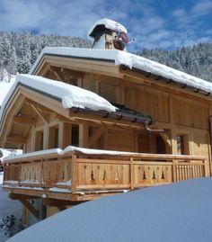 Romantic Alpine Chalet House Tour