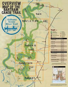 Bartram Canoe Trail Welcome   Alabama Scenic River Trail