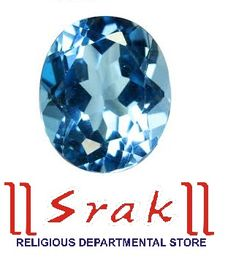 GEMSTONE BLUE TOPAZ 3RT Round Shape Product Material : Gemstone Topaz 3Ratti 1 Ratti: INR-500 Warranty :5 Year (warranty of original gemstone) Disclaimer : Product colour may slightly vary due to photographic lighting sources or your monitor settings Brand : Srak with Lab  Certificate  Design : both men & female Material :  Gemstone  Collection : Gemstone Topaz Wearability : Daily Product Type : Natural 100% Gemstone  Colour : Natural Light Blue Treatment Of Gemstone: None Lustre: Excellent…