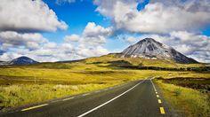 PUSH FotoGrafik - Mount Errigal, Co. Donegal.