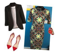 LuLaRoe Julia dress! Styled by LuLaRoe Abby Kuftic