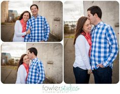 Engagements // Newport News, Virginia // Urban // City www.FowlerStudios.net