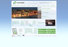 Provides electricity, gas and water. Contains company profiles, history, online payment and contact details.