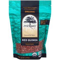 packaging - Organic Red Quinoa