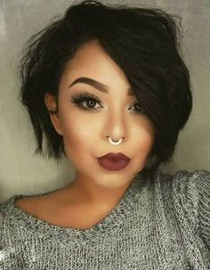 21 Fresh and Cute Short Hairstyles https://www.facebook.com/shorthaircutstyles/posts/1720071531616620