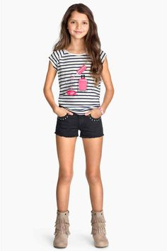 1000+ images about pantaloni scurti on Pinterest   H&m and Shorts