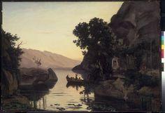 Jean-Baptiste Camille Corot Réunion des Musées Nationaux-Grand Palais -