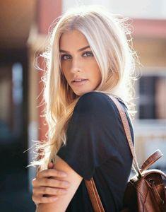 New post on sfwsexy, Marina Laswick Beautiful Eyes, Gorgeous Women, Beautiful People, Marina Laswick, Woman Face, Pretty Face, Pretty Woman, Beauty Women, Blonde Hair