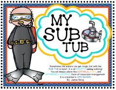 MY SUB TUB [Sometimes the waters can get rough, but with the SUB TUB in hand - it is all SMOOTH subbing! You will deeply adore this EDITABLE, EASY, and EXTREMELY HELPFUL form of classroom management. It is a teacher's LIFE-SAVER!  Just buy, download, add a text box, and print! :) ]