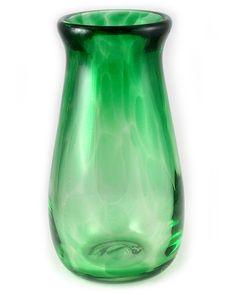 Light Green Vase Light Green Vase, made in St. Louis, Missouri.