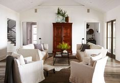 I think a designer's home tells you more about them than any client work or show home can. An i...