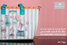 Los bolsos son accesorios que hacen parte de tu personalidad, grandes, pequeños, con mucho color, en diversos materiales. Es importante tener uno para cada ocasión. No Me Importa, Ten, Frases, Nocturne, Personality, Parts Of The Mass, Handbags, Accessories, Colors