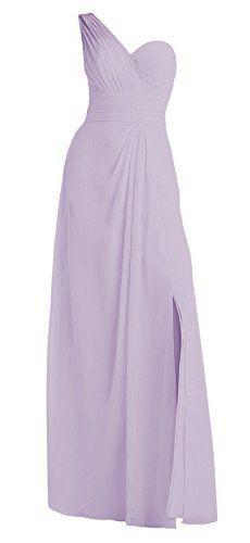 *Maillsa One Shoulder Ruffles Padded Elegant Chiffon Bridesmaid Dress PP79 Maillsa http://www.amazon.com/dp/B00LFNZ29U/ref=cm_sw_r_pi_dp_s-C.tb1MQ2SYD