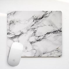 Marble Mouse Pad Mousepad Mouse Mat Mousemat Desk Accessory Designed Cool Marble…
