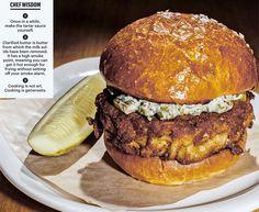 Maryland Crab-Cake Sandwich Recipe from Bryan Voltaggio