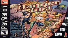 Danger Girl | PS1 | Final Boss
