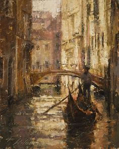 Fine Art and You: Todd A. Williams | American Impressionist Painter
