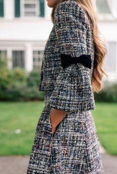 Dettagli su Donna Pendleton Plaid Lana Giacca Blazer 16 P Piccola Pied De Poule Abito Job