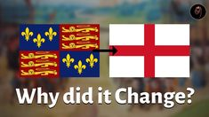 What Happened to the Old (Medieval) English Flag? England National Flag, Union Flags, Rule Britannia, Alliteration, North Sea, Saint George, Go Fund Me, Red Cross, Medieval