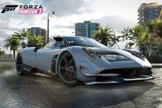 Forza Horizon 3 : nouveau pack The Smocking Tire