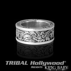 Celtic Claddagh cœur .925 Sterling Silver Ring par Peter Stone bijoux