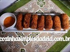 Receita Croquete de carne de panela ou assada, de Cozinhasimplesdadeia - Petitchef