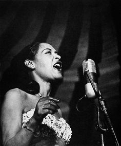 """Eleanora Fagan Gough (while her birth certificate reads Elinore Harris) changed her name to """"Billie Holiday"""" because of her admiration for film star """"Billie Dove."""" She was also known as """"Lady Day"""" and received that nickname from sax player Lester Young."""