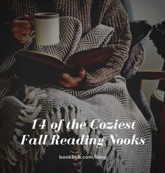 Love book home decor? Check out these cozy reading nooks that are perfect for fall.  #books #readingnook #cozy Reading Nook Kids, Fall Books, Library Inspiration, Ord, Nook Ideas, Summer Reading Lists, Book Nooks, Love Book, Great Books