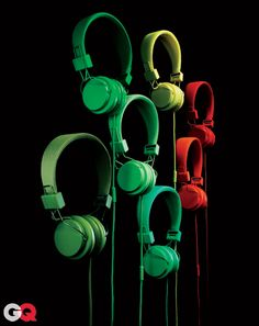 Ideal mid-price headphone design, in the Plattan from Swedish Urbanears.