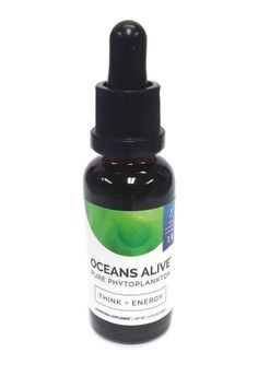 Oceans Alive Marine Phytoplankton 2.0, (30 ml/1 oz), BRAND NEW superfood liquid #Activation