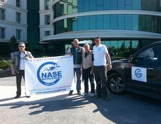 NASE CEO visit Turkey with Nemo Dive Team